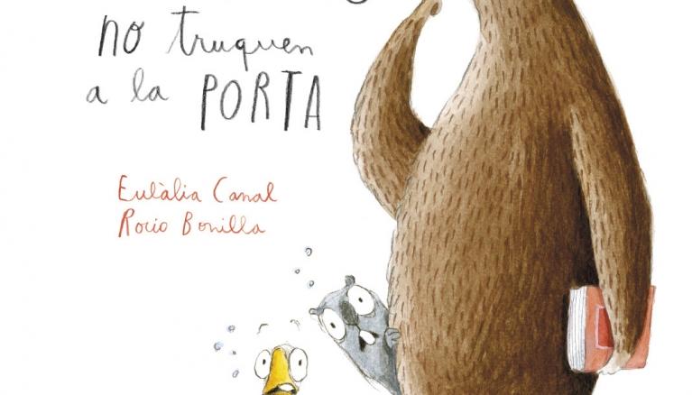 Rocio Bonilla i Eulàlia Canal, guardonades als Premis Serra d'Or per 'Els fantasmes no truquen a la porta'