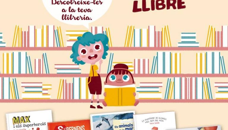 Grans llibres per a petits lectors