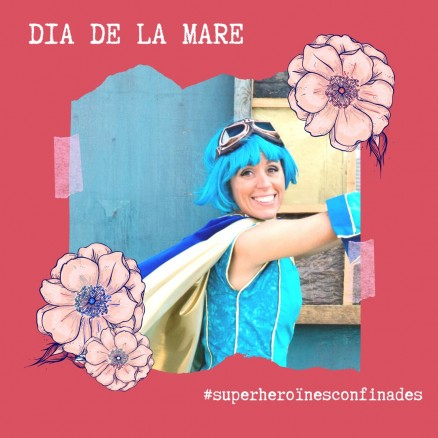 #superheroïnesconfinades: celebra el Dia de la mare compartint lectures amb ella