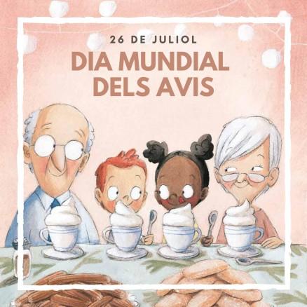 26 de juliol, Dia Mundial dels Avis. Celebra'l amb el nou títol de Rocio Bonilla!