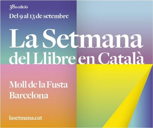 Ja tens aquí La Setmana del Llibre en Català!
