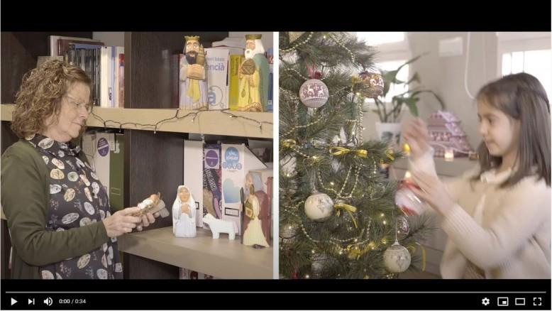 Animallibres et desitja Bon Nadal i que hi hagi llibres!