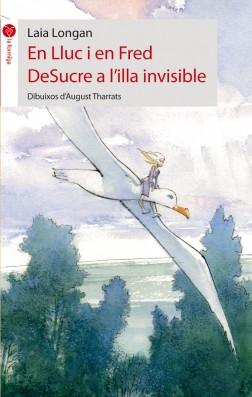 En Lluc i en Fred DeSucre a l'illa invisible