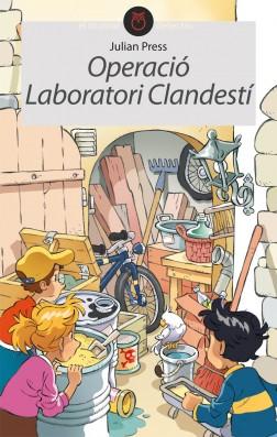 Operació Laboratori Clandestí