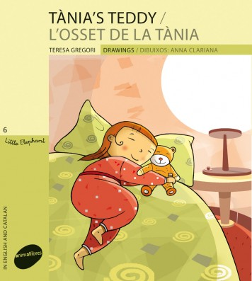 Tània's Teddy / L'osset de la Tània