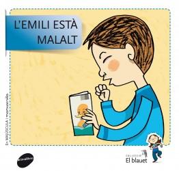 L'Emili esta malalt (Majúscula i manuscrita)