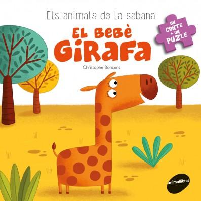 El bebè girafa