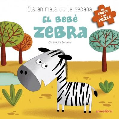El bebé zebra