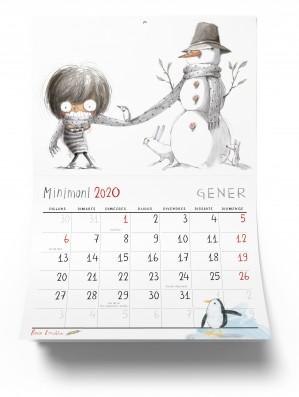 Calendari Minimoni