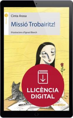 Missió Trobairitz! (llicència digital)