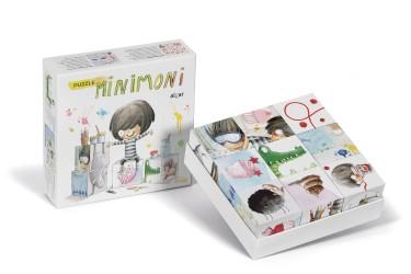 Puzzle Mimimoni