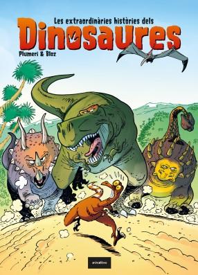 Les extraordinàries històries dels dinosaures