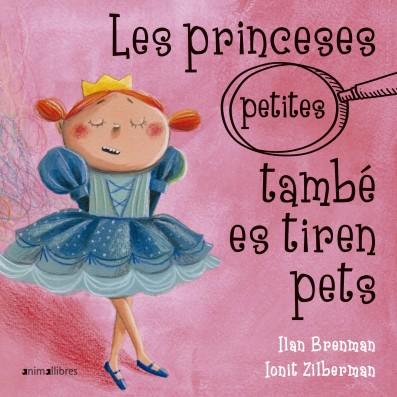 Les princeses (petites) també es tiren pets