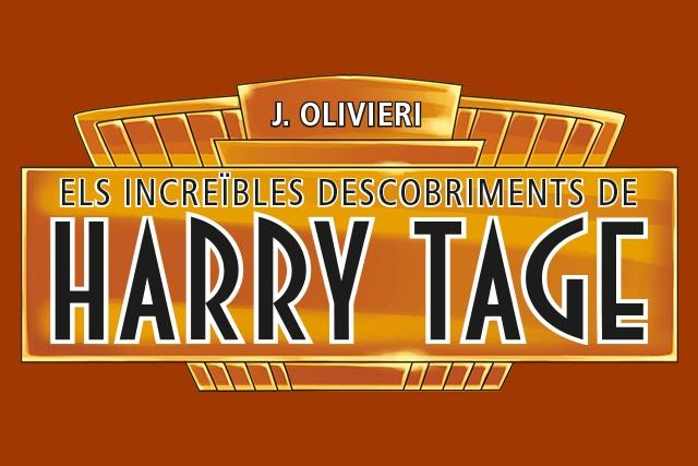 Els increïbles descobriments de Harry Tage