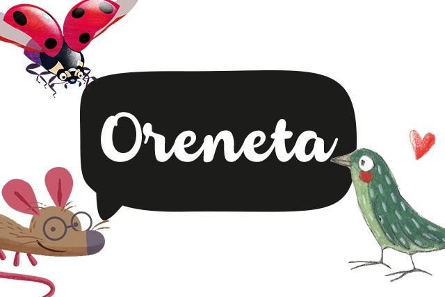 Oreneta