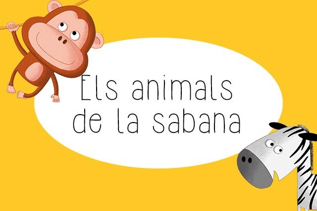 Els animals de la sabana