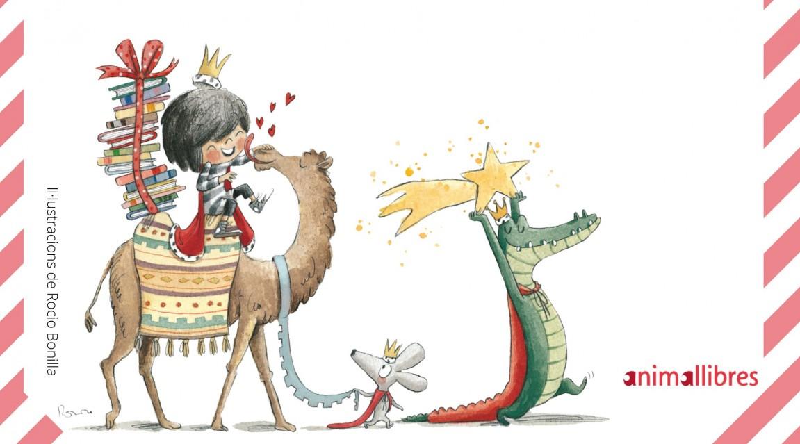 Aquest Nadal, comparteix lectures amb qui més estimes