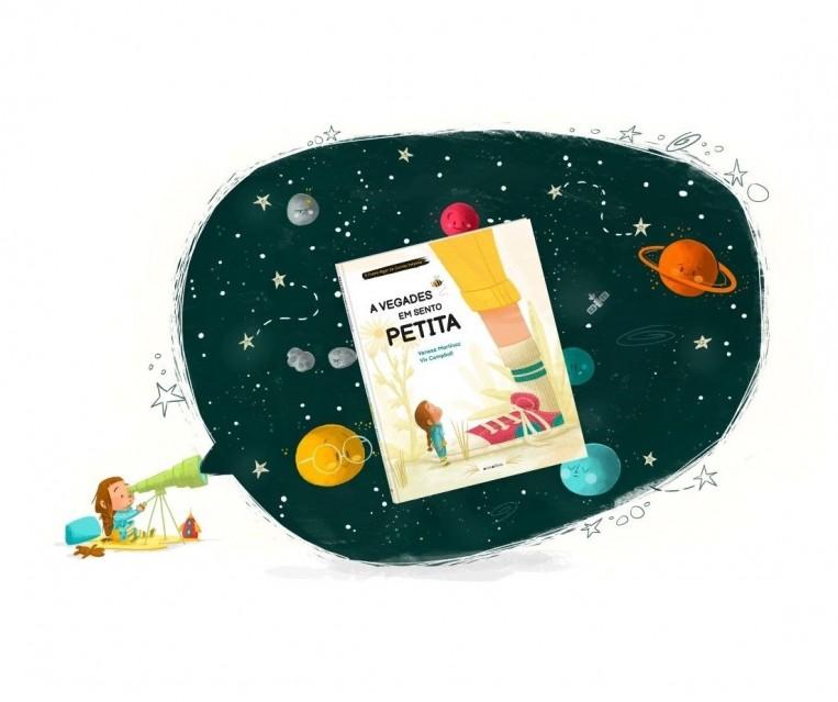 Un conte infantil sobre l'autoestima i sobre les petites emocions de la vida